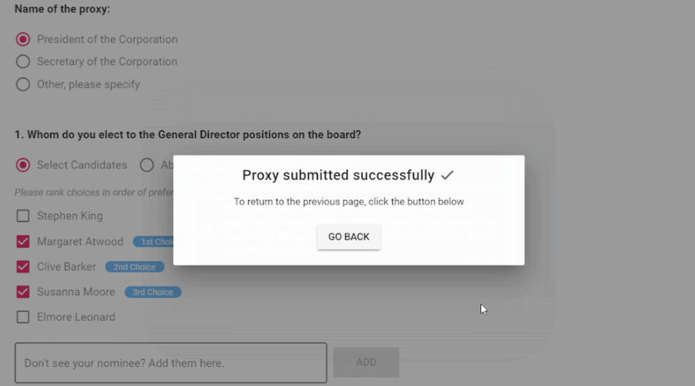 New Feature: Introducing the GetQuorum Paper Proxy Tool